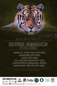 House Sessions @ Reina Roja