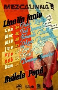 Semana de Eventos @ La Mezcalinna Junio 2013