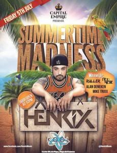 Summertime Madness @ Kool Beach - Verano Playa del Carmen